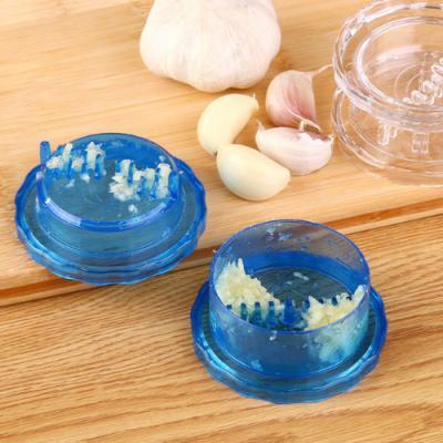 미니멀 키친 마늘야채다지기1개(색상랜덤)