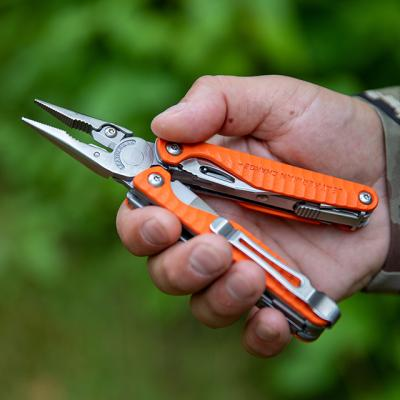 Leatherman Charge Plus G10_19가지 기능툴 ORANGE