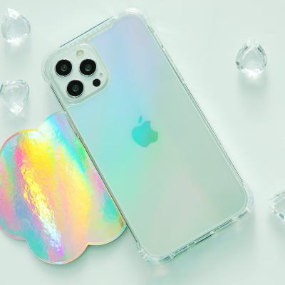 피닉스 홀로그램 클리어 케이스(아이폰/갤럭시/노트)
