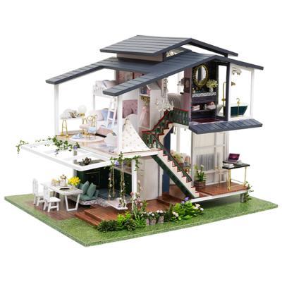 DIY 미니어처하우스 로셀리 하우스
