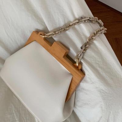 여성 크로스백 숄더백 가방 데일리 세테르망 목각