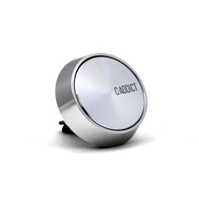 카딕트 고급 차량용 방향제 / 플랫 실버