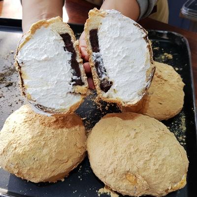 인절미 단팥크림빵 소부당 고소한 인절미 생크림 빵
