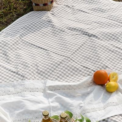 check picnic 방수 매트-7color