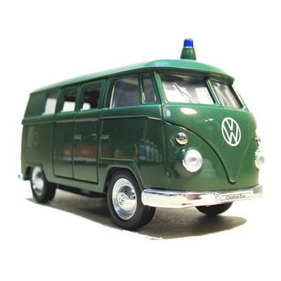 폭스바겐 마이크로버스 경찰차