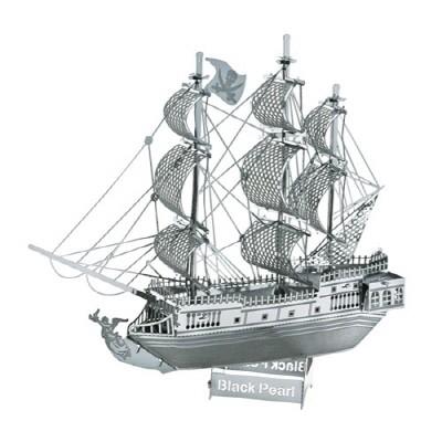 [3D메탈웍스]1/450 블랙펄 해적선 (3DM520038)