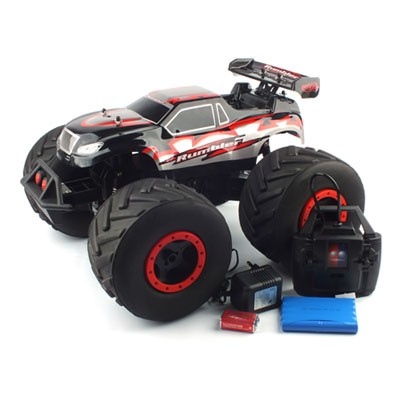 1/8 BIG WHEEL TRUCK R/C (RUMBLER BODY) (BGT279627RUMB) C 빅휠 트럭 R/C