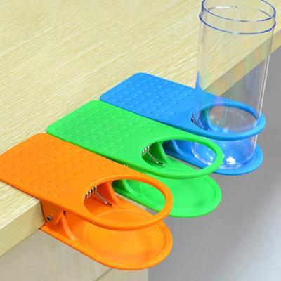 간편 집게형컵홀더1개(색상랜덤)