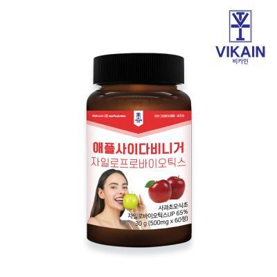 비카인 애플사이다비니거 사과초모식초 (500mgx60정)