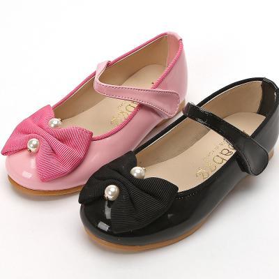모아비 진주구두 150-200 유아 아동 키즈 구두 신발