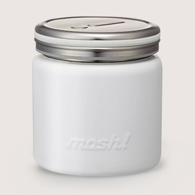 [MOSH] 모슈 보온보냉 텀블러 Food Jar 화이트