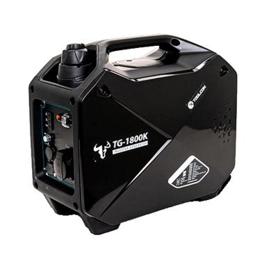 툴콘 전기없는 어디서든 저소음발전기 TG-1800K