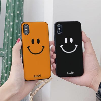 아이폰8 Your Smile 카드케이스