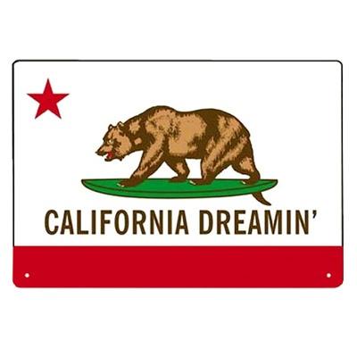 인테리어 틴보드-California Dreamin'