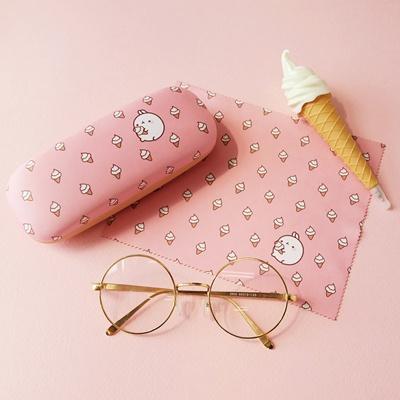 안경닦이 케이스 세트 - 아이스크림
