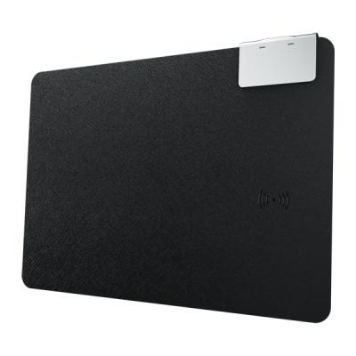 BrilL고속무선충전 마우스패드 플랫타입 MP-Qi10WBL