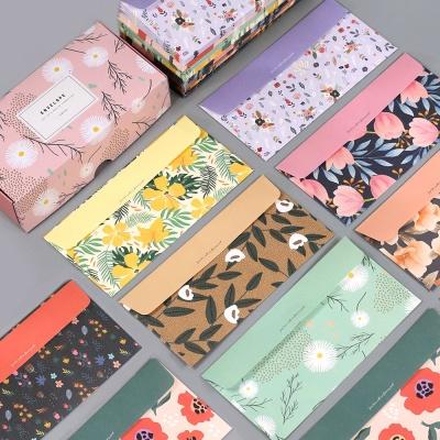 핑크풋 10000꽃길가로봉투세트(96매)