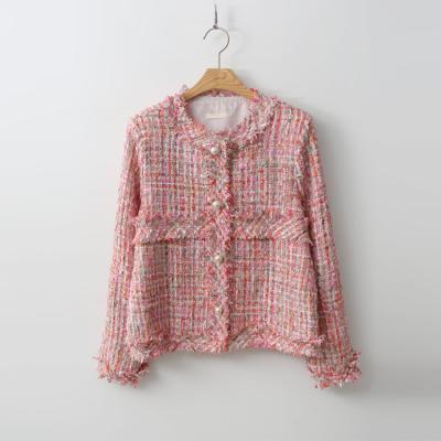 Blossom Tweed Jacket