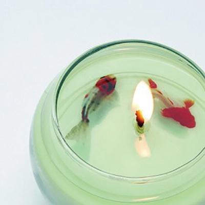 물고기를 품은 소이캔들_그린티_3온즈