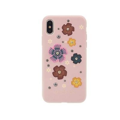 제인스퍼 캘리포니아 아이폰 케이스 핑크