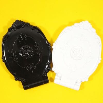 장미 빗거울세트2200(YM103-AL179) 휴대용빗 렌덤발송