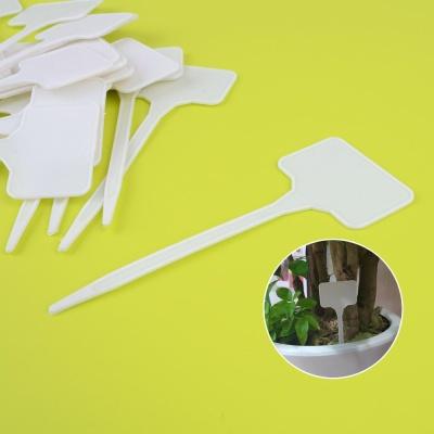 수목 화분 작물 표시싸인 팻말 이름표 작물이름푯말