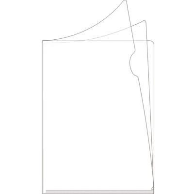 아인텍 서류를 구분해서 넣을수 있는 신개념 3겹 L홀더 10개묶음