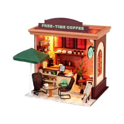 [adico]DIY미니어처 하우스 - 테이크아웃 커피점