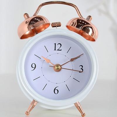 모던 큐티 알람 탁상시계 (화이트) 탁상 시계 추카