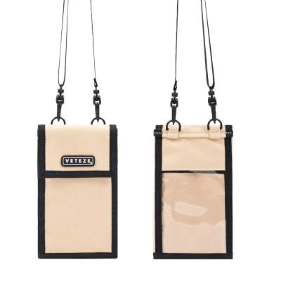 [베테제] Folder Multi Mini Bag (beige) 미니백