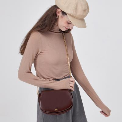 D.LAB Momo bag - Burgundy
