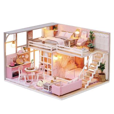 DIY 미니어처하우스 소녀의 꿈