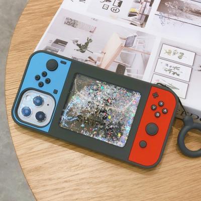 심플 게임기 케이스(아이폰XR)