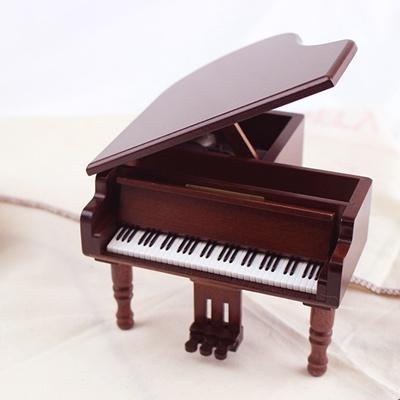 원목그랜드피아노 오르골(B-526S)