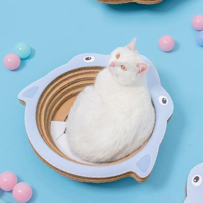 [봉봉펫닷컴] 고양이 상어 바스켓