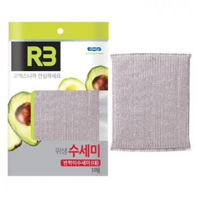 [코멕스산업] (R3) 반짝이수세미 대 [개/1] 402257