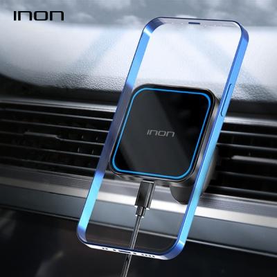 아이논 INON 맥세이프 차량용 15W 고속무선충전기