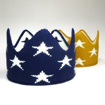 [Baby Crown] 베이비크라운 아기왕관 모자 스타 (포세이돈)