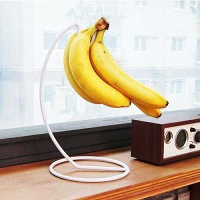 바나나걸이(스텐) 바나나 보관 걸이