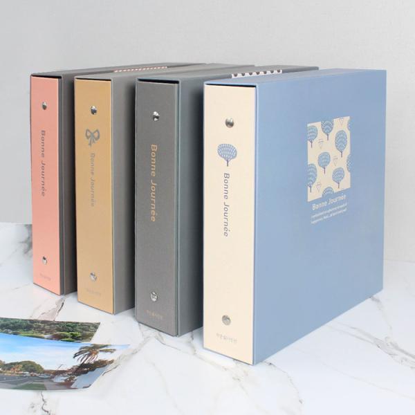 [하이모리] 비팬시 작은사진관 중형 바인더 앨범