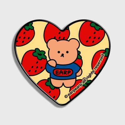 strawberry bear-yellow(하트톡)