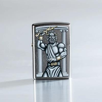 ZIPPO 49137 Zeus Design