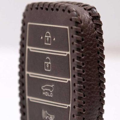 Smart CAR key case 카니발 고리스트랩 포함 5color