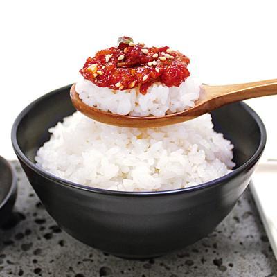 [맛있는통영] 낙지젓 500g + 500g (총 1kg)