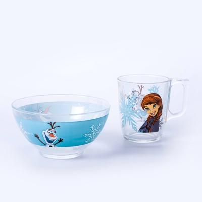 디즈니 NEW 겨울왕국 볼 & 머그 세트 [LB0005]