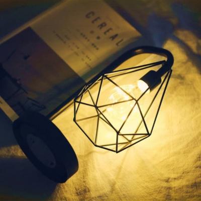 블랙와이어 인테리어 LED 스탠드 조명 2style