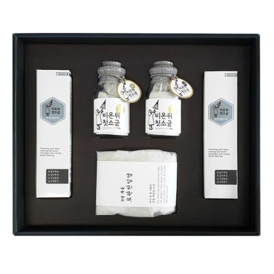 [비온뒤첫소금] 신안 프리미엄 1호 선물세트 설날선물