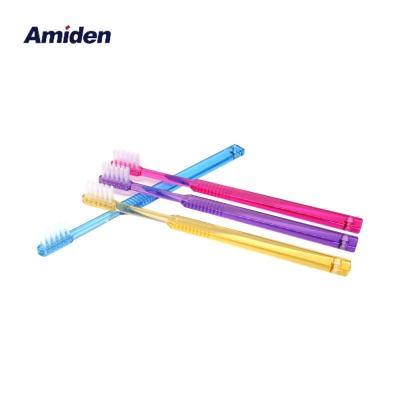 아미덴 임플란트 기능성 칫솔 12개 (색상랜덤)