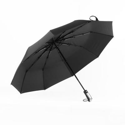 3단 튼튼한우산(블랙)/ 방풍 완전자동 우산