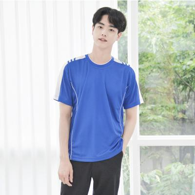 [쿨론원단] 어깨 3견장 기능성 티셔츠 (7color)